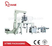 Composite scale Single diameter sealing machine labelling ink-jet printer