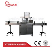 Hot sale CE approved Single-diameter fully-automatic can sealing machine for tin can