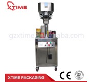 Semi-automatic can body rotary can sealing machine,Our customer quality rating is over 99.9%