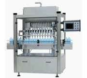 Automatic multi-head linear type liquid filling machine