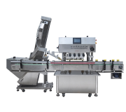 Full-automatic screw capping machine