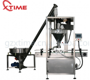 Automatic Single head Auger Filler Machine