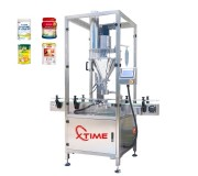 Small powder filling machine powder weighing filling machine