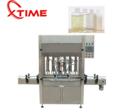 Easy Operate Liquid Filling Machine