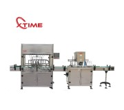 beverage juice automatic filling and sealing packaging machine