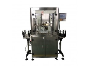 Automatic high speed can seaming machine for paper cans