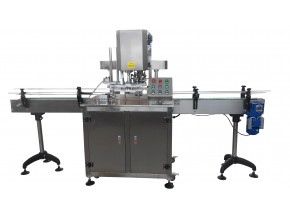 Automatic single diameter can sealing machine