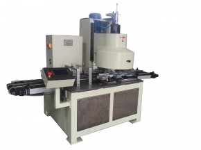 fully automatic large tin can flanging and seaming machine